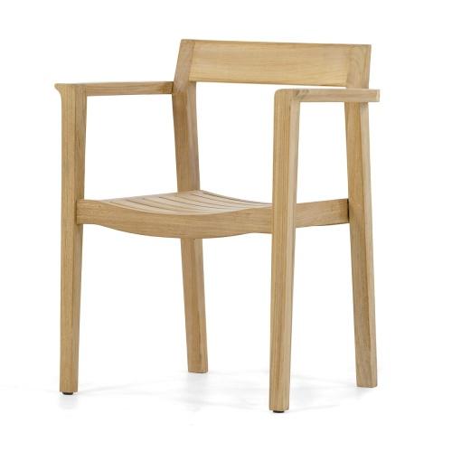 teak dining armchairs