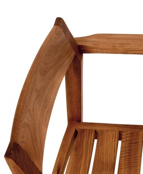teak yacht chairs