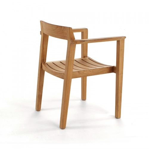 Danish Teak Chair - Picture A