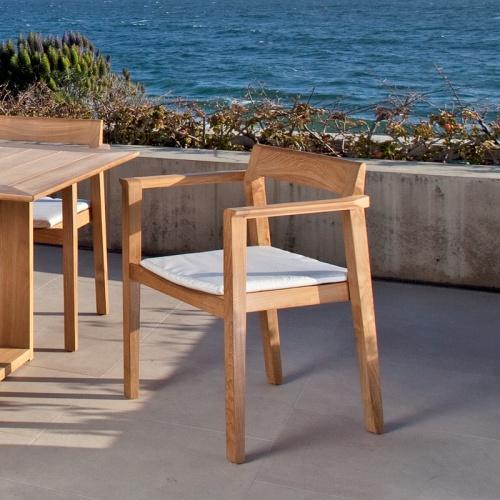 Danish Teak Chair - Picture F