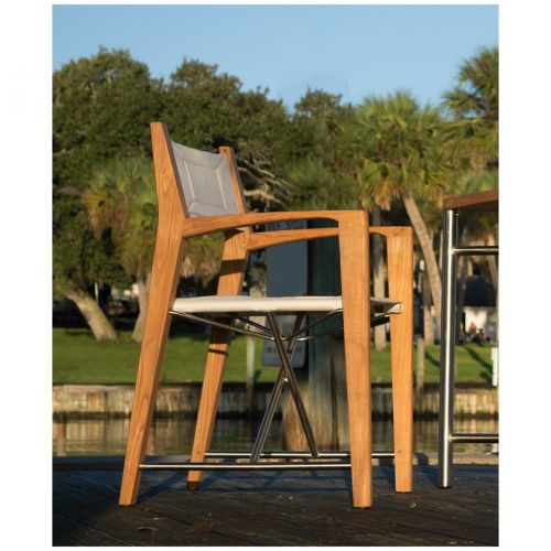 Odyssey Folding Chair Frame - Picture E