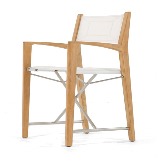 Teak Odyssey Director Chair - Picture A
