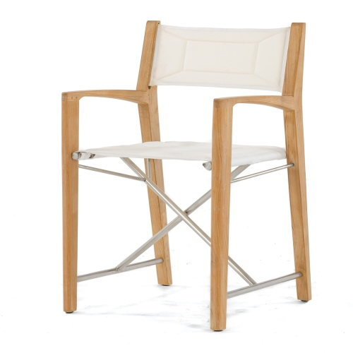 Teak Odyssey Director Chair - Picture C