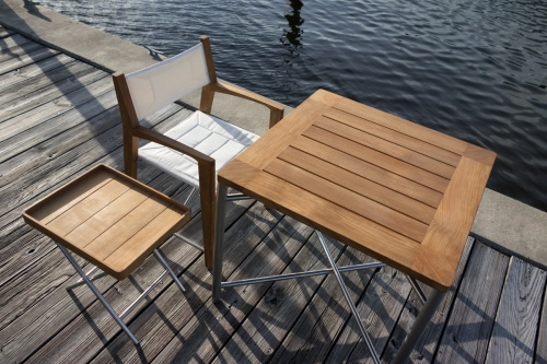 Teak Odyssey Director Chair - Picture I