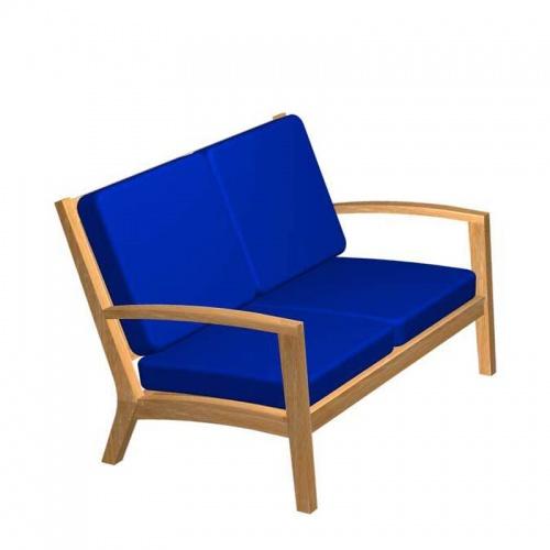 Teak Sofa - Picture E