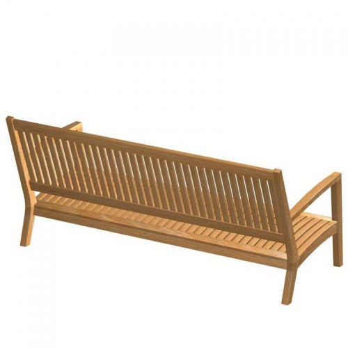 Teak Bench - Picture B