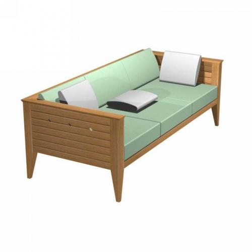 Craftsmen Sofa Frame - Picture F