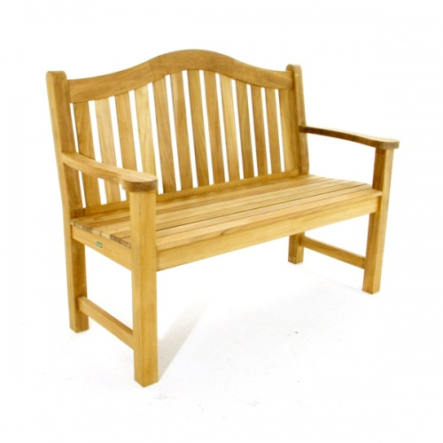 Mayfair 4 ft Bench - Picture A