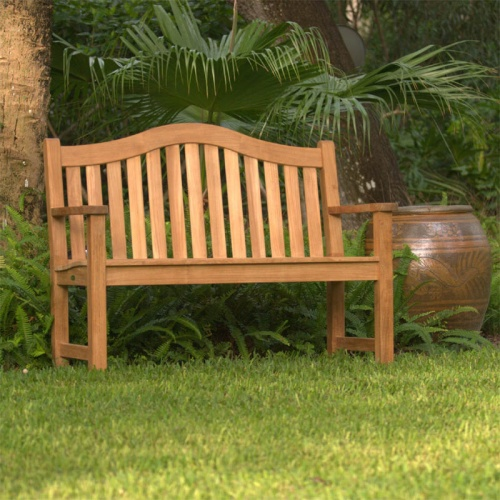 Mayfair 4 ft Bench - Picture B
