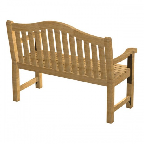 Mayfair 4 ft Bench - Picture C