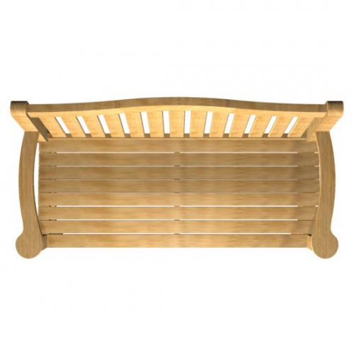 Mayfair 4 ft Bench - Picture D