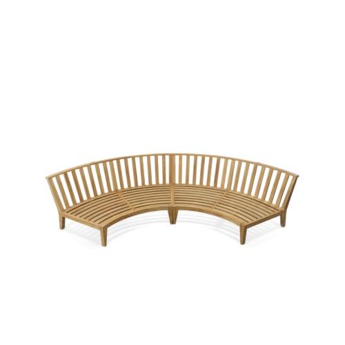 Kafelonia Round Bench - Picture C