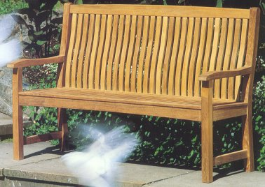 5FT Wave 2000 Bench - Picture C