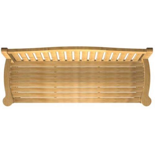Mayfair 5FT Bench - Picture C