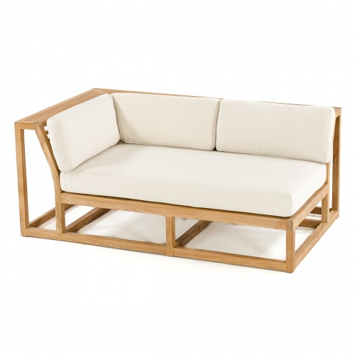 Maya Sofa Right Side Frame - Picture E