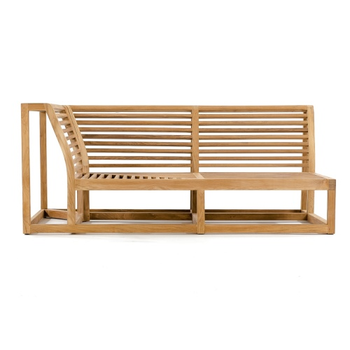deep seating teak furniture sets