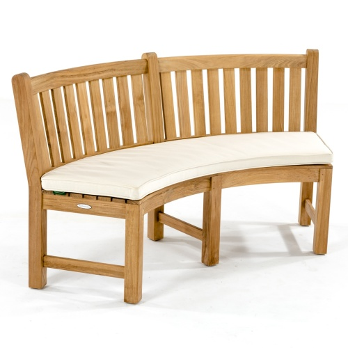 teak outdoor benches