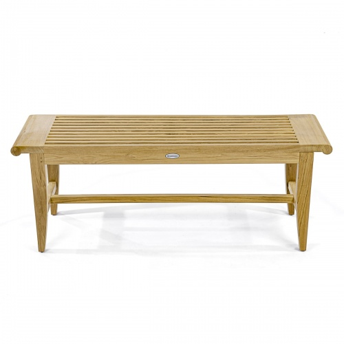 4 foot Backless Bench - Picture I