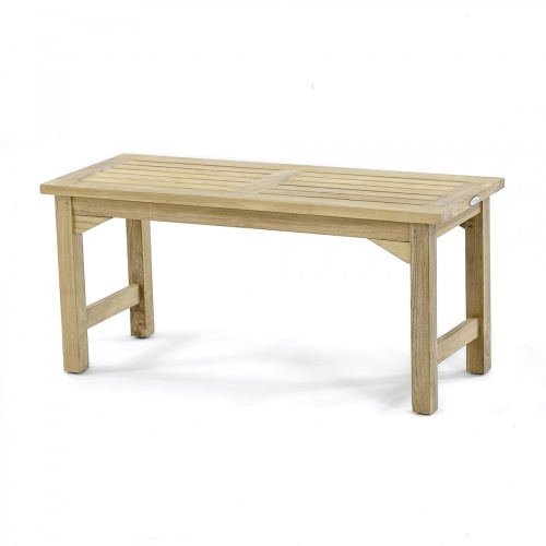 42 inch Barony Backless Bench - Picture C