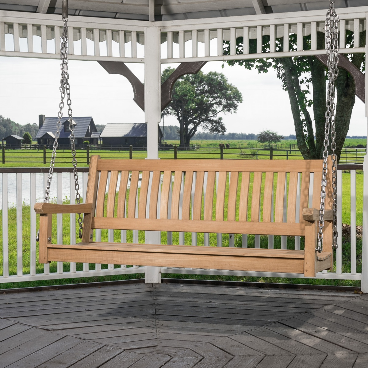 canopy porch swings patio furniture accessories