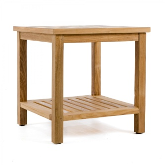 Veranda Teak End Table