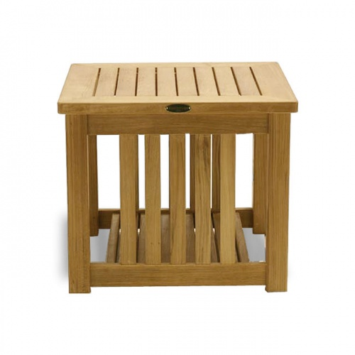 Double Decker End Table - Picture A