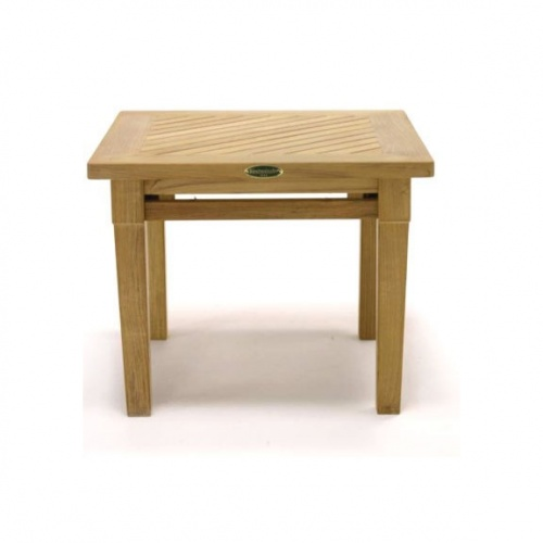 Teak End Table - Picture C