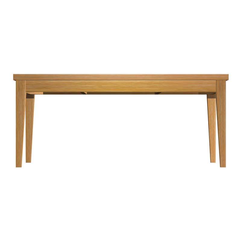 Craftsman teak indoor sofa table westminster teak for 4ft sofa table