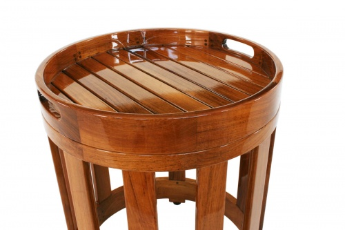 teak tables for yachts