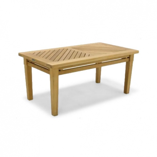 Teak Coffee Table Clearance - Picture A