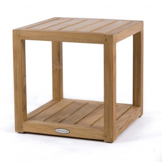 Horizon Teak Side Table