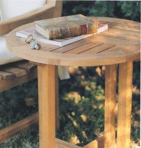 Grand Side Table - Picture C