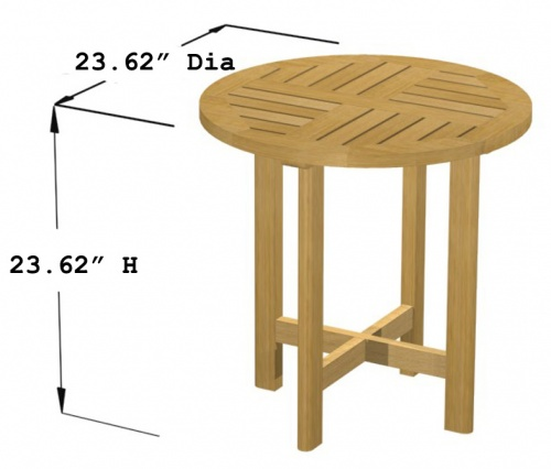 Grand Side Table - Picture D