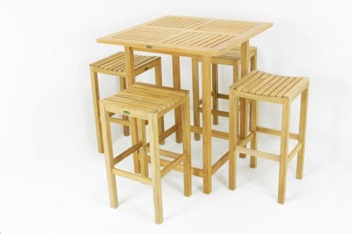 Monaco Bar Table - Picture C