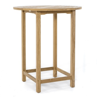 Somerset Teak Bar Table