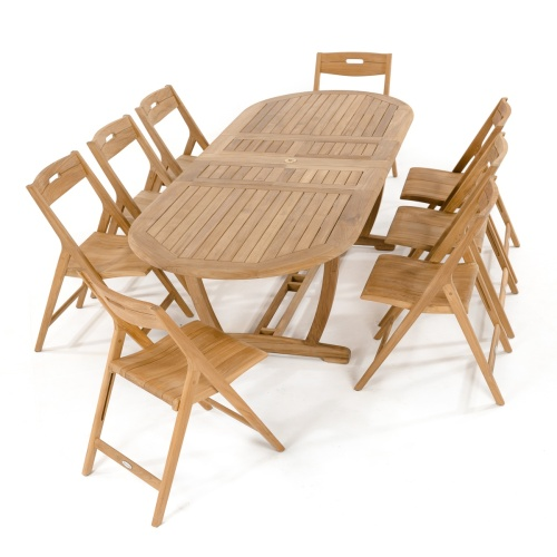 Montserrat Teak Table - Picture M