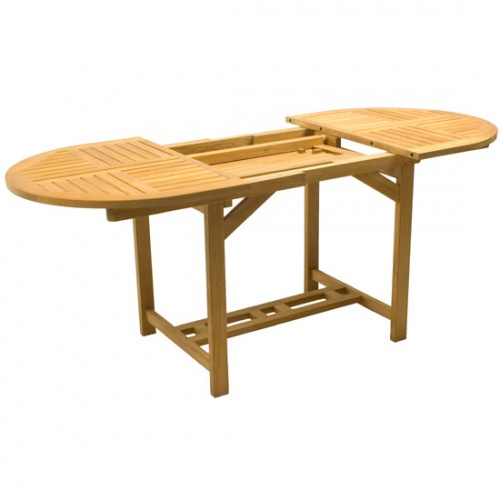 Alicante Ext. Oval Table - Picture D