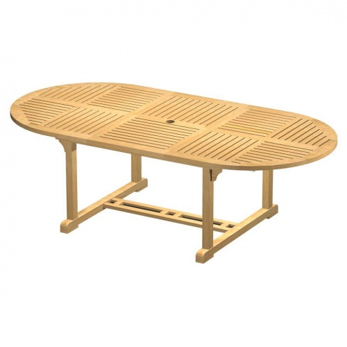 Brighton Mustique Extension Table - Picture A