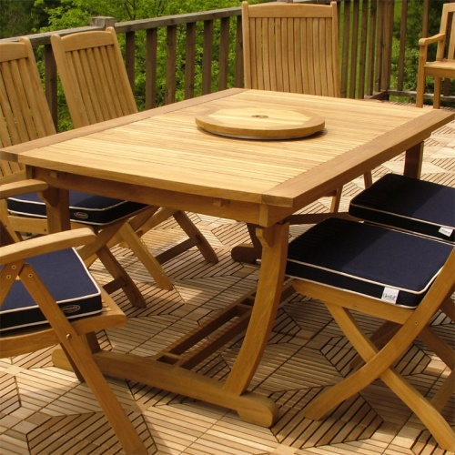 Cayman Veranda Extendable Table - Picture A