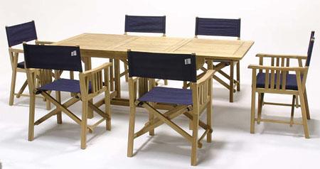 Cayman Veranda Extendable Table - Picture B