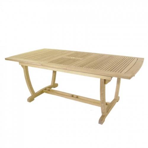 Cayman Veranda Extendable Table - Picture C