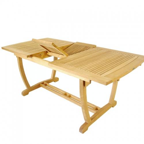 Cayman Veranda Extendable Table - Picture D