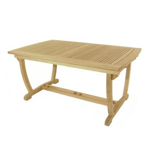 Cayman Veranda Extendable Table - Picture E