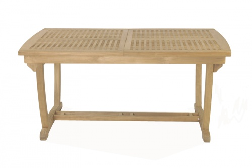 Milan Extendable Table - Picture B
