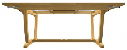 Milan Extendable Table - Picture C