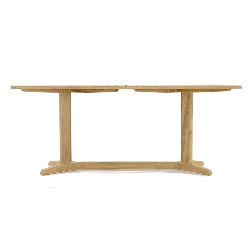 teak dining tables for 8