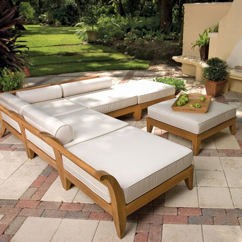 highest quality teak furniture