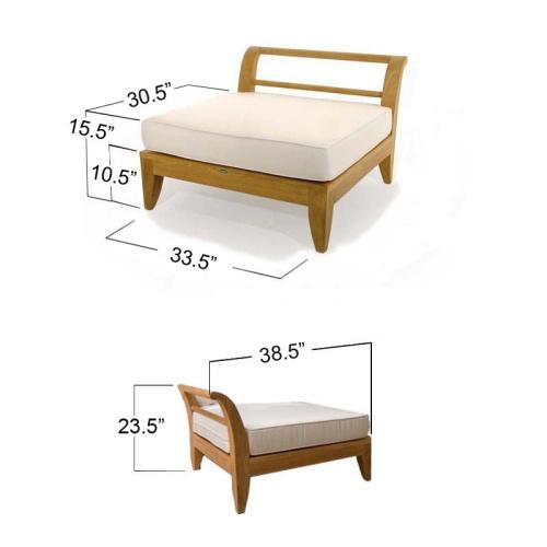 highest quality teak furniture
