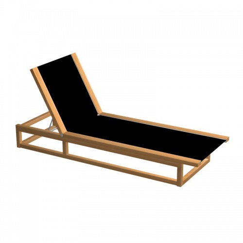 Maya Lounger Frame - Picture A