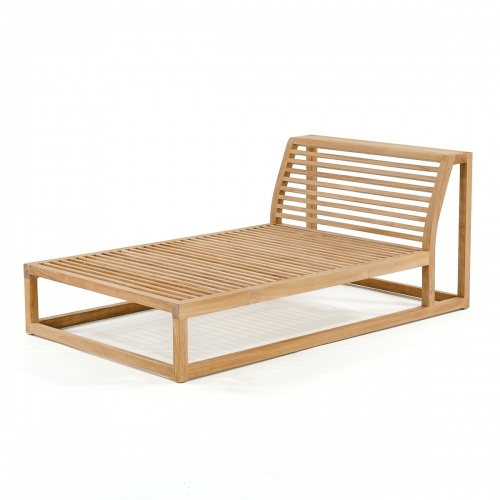 Maya Chaise Frame Refurbished - Picture A
